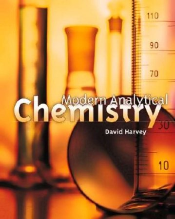 کتاب  Modern analytical chemistry